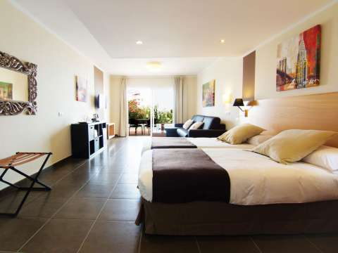 Junior Suite | Club Siroco Apartments - Lanzarote