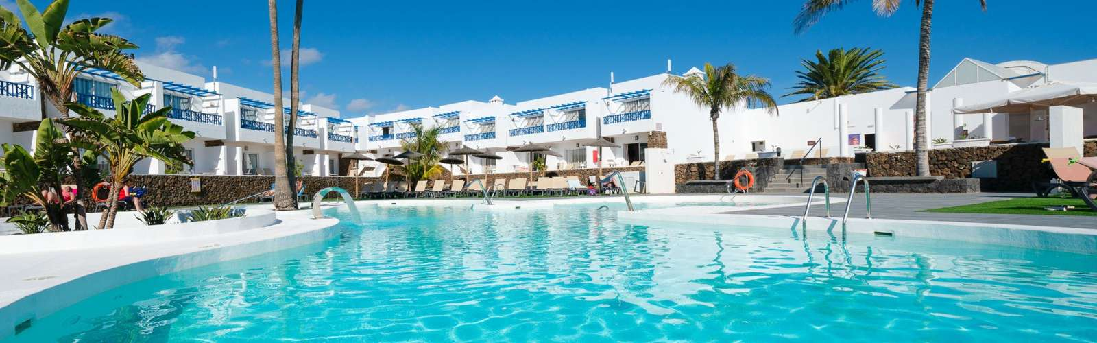 Adults Only Lanzarote   Club Siroco Apartments