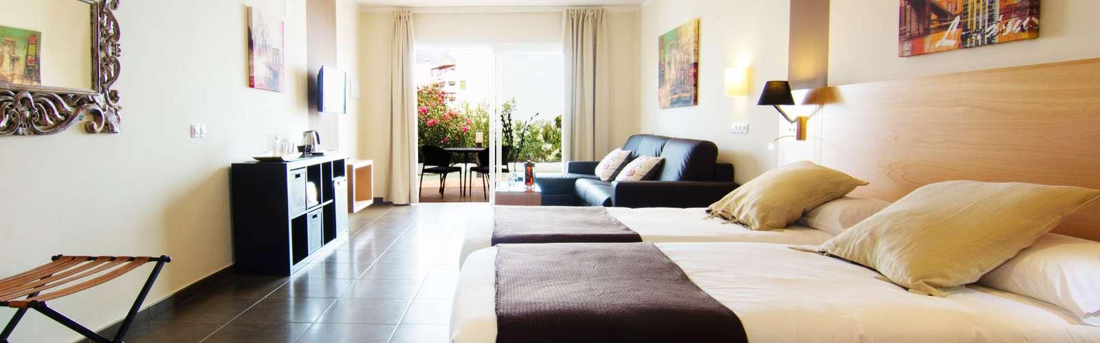 Junior Suite | Club Siroco Apartments - Lanzarote