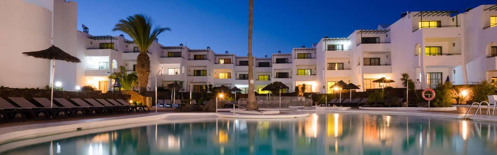 Site Map | Club Siroco Apartments - Lanzarote