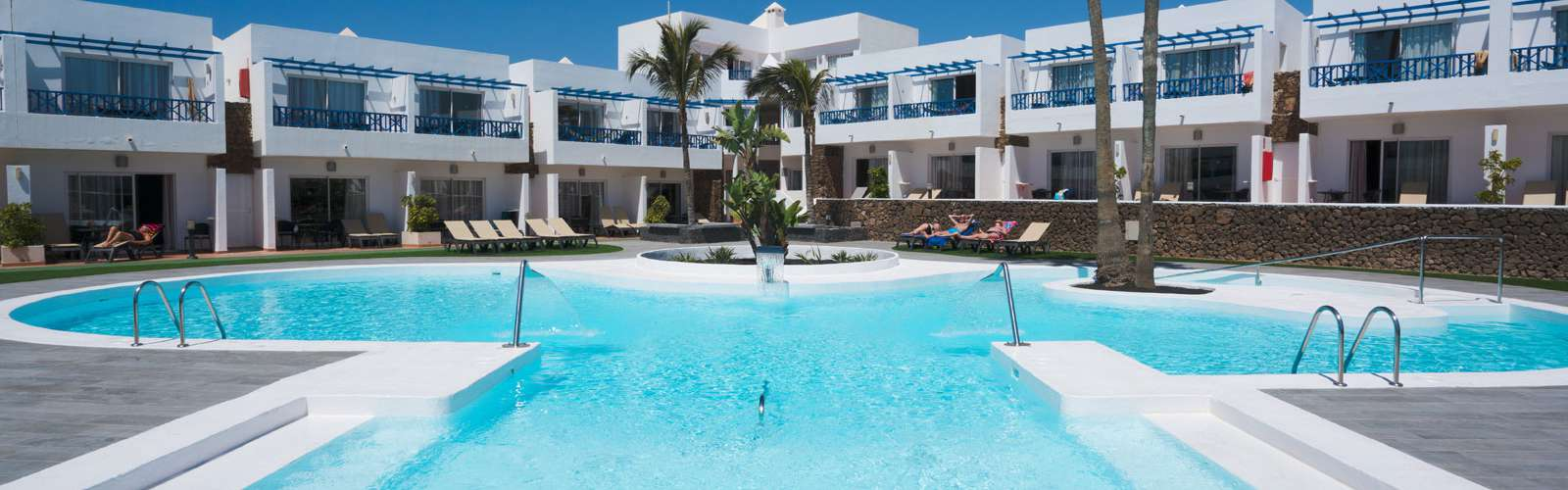 Lanzarote Hotel Deals | Club Siroco Apartments - Lanzarote